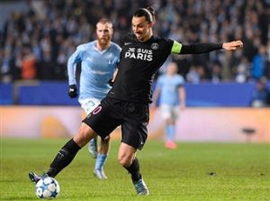 Zlatan möter Malmö FF