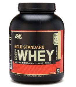 Proteinpulver 100% Whey